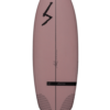JM retro twin fin pink