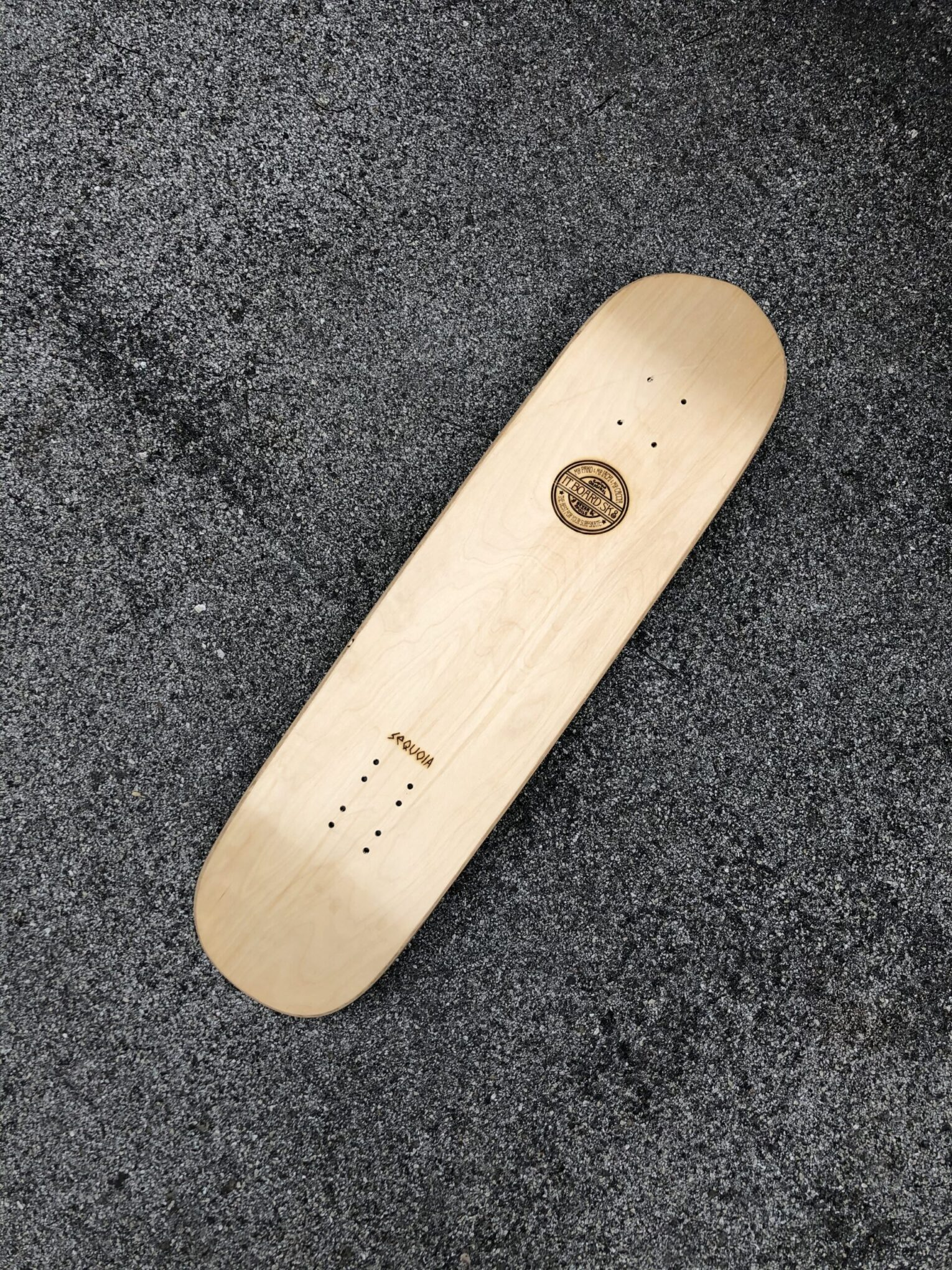Sequoia surfskate